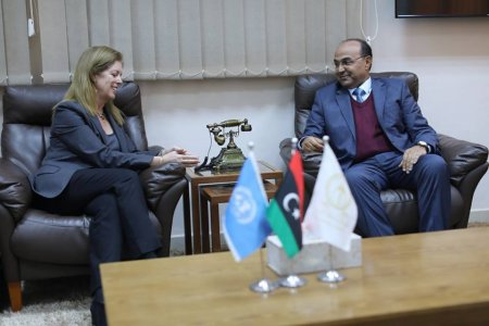 UNSMIL stresses need for UN office in Benghazi