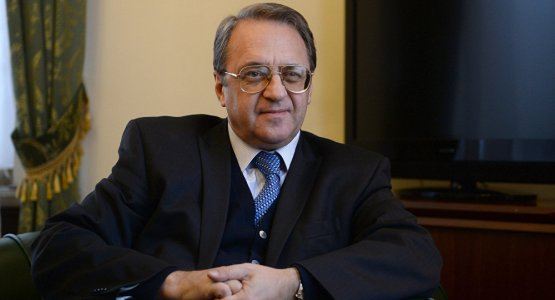 Russia, Italy, discuss a comprehensive political process in Libya