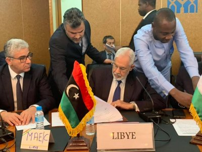 Libya signs executive regulations of Joint Operations Centre for border security with neighbouring countries