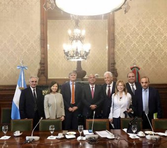 Libya reviews mutual relations with Argentina