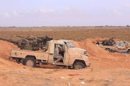 Libya Air Force aircraft crashes, pilot killed as Haftar's forces claim the shoot-down