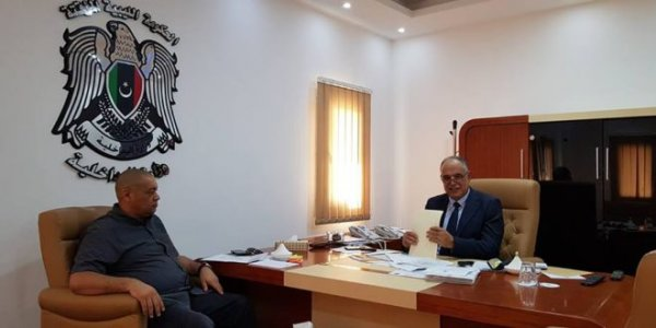 416 fake Libyan national IDs discovered in Benghazi