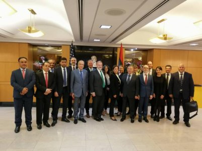 Libya-US talks to develop oil sector and enhance transparency