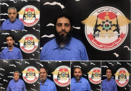 Gaddafi cell planning to carry out terrorist acts in Tripoli arrested