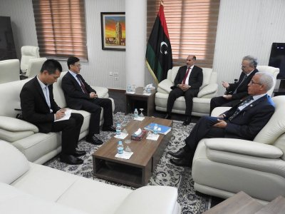 China says its firms will return to Libya once security status improves