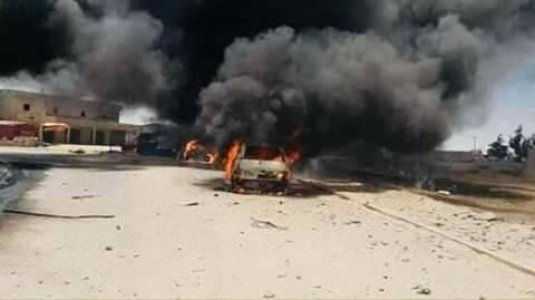 Scores of casualties from Haftar's forces in violent clashes in southern Tripoli