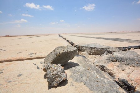 Buraq Air halts flights to Tobruk Airport due to bad runway