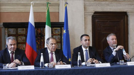 Di Maio: Blocking weapons flow to Libya will push parties to dialogue