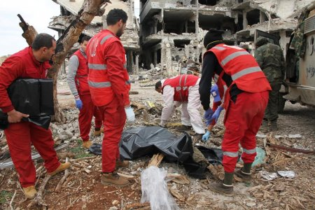 Red Crescent recovers more bodies from Derna