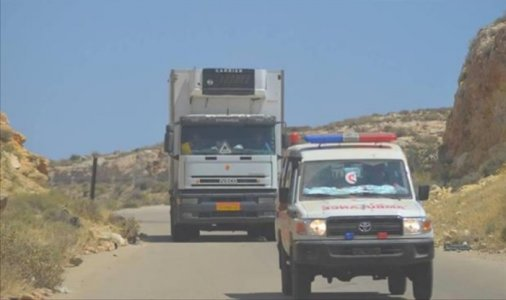 Haftar's forces nab ICRC aids truck en route to Derna