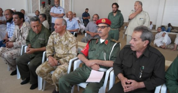 Haftar sends military delegation to ease tension in Hun, Sokna after killing of resident