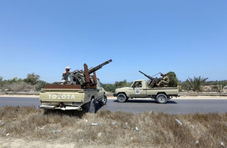 Haftar's self-styled army claims control over Murzuk south of Libya
