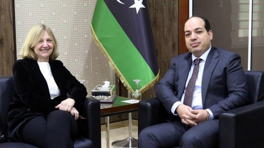 French ambassador congratulates Libyans on the 8th anniversary of their revolution