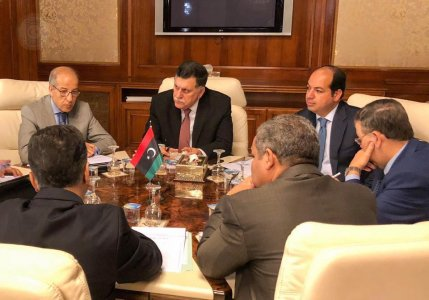 Libya's CBL governor and Presidential Council head review economic reforms