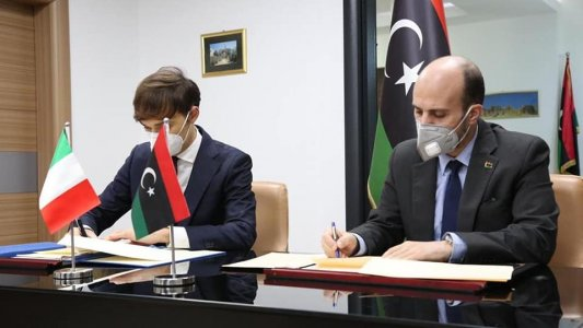 Libya, Italy sign MoU to support education