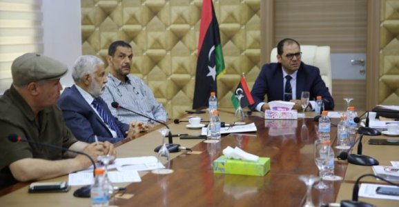 Libya's emergency committee reviews electricity crisis in Tripoli