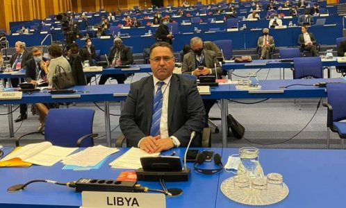 Libya elected as Vice President of General Conference of International Atomic Energy Agency