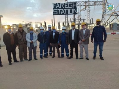 Waha Company: Historic achievement at Al-Faregh oilfield