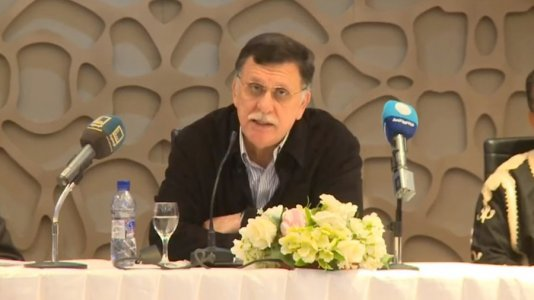 Presidential Council, High Council of State Heads say Haftar won't be part of peace talks