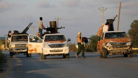 Libya: Violent clashes spill from Tripoli into Tarhouna