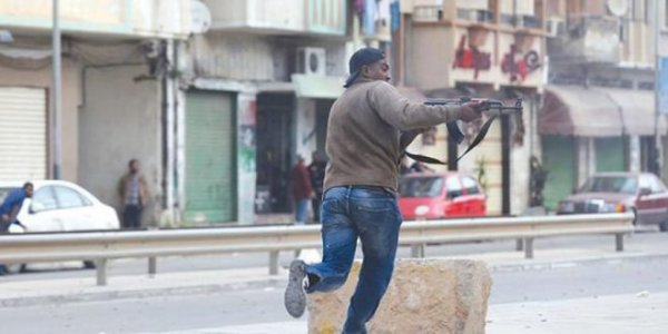 7 killed and over 500 injured in gunfights in Benghazi