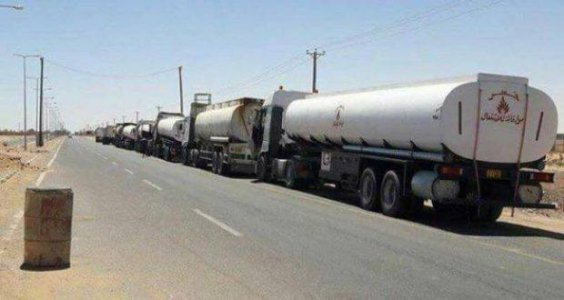 Petrol stations in south Libya to receive first delivery
