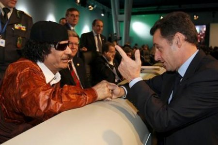 Nicolas Sarkozy detained over allegations of receiving millions of euros from slain dictator Gaddafi