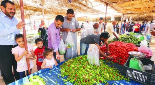 Libyan Economy Ministry slams embargo on exporting vegetables for two months