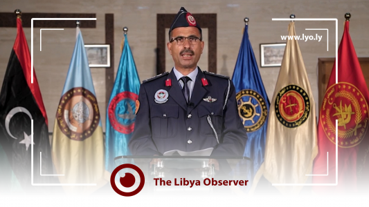 Gununu: Libyan army fires back at Haftar's militias in legitimate self-defense