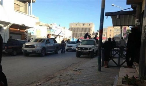 Violent clashes erupt in Tripoli leaving several casualties