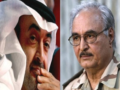 UAE violated arms embargo on Libya, provided Haftar's forces with air power, UN report says
