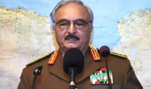 Renegade General Khalifa Haftar wants to rule Libya and rejects dialogue with rivals - Newspaper