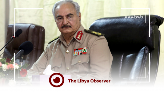 Virginia District Court approves lawsuit against Libyan warlord Haftar