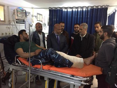 Health Ministry: 14 killed, 43 injured in recent Tripoli clashes