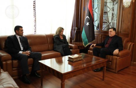 Officials review preparations for upcoming Libyan elections