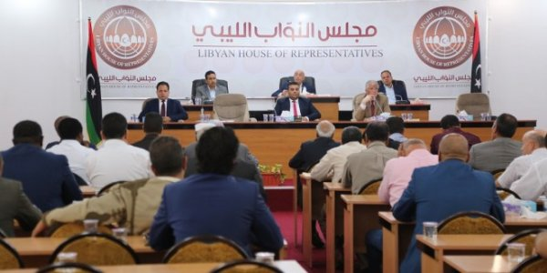 """Libya's Parliament accuses """"certain parties"""" of protracting political stalemate"""
