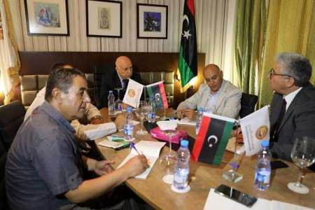 Libyan lawmakers meet Interior Minister to review Tripoli security