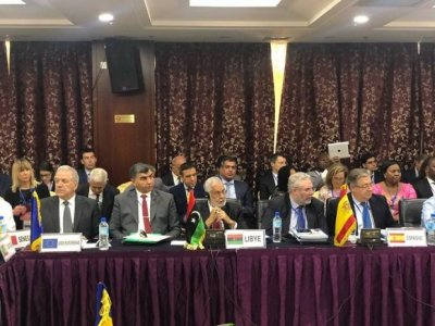 Foreign Minister Siyala demands help from neighboring countries to address illegal immigration