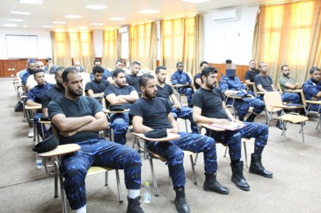 Training Institute of Interior Ministry conducts training course in security techniques