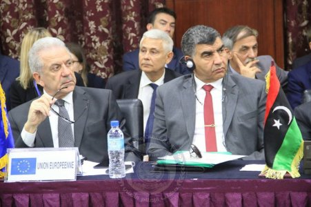 Libya attends Niger meeting on migration and human smuggling