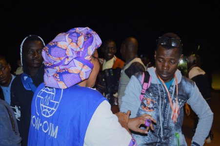 IOM: 4000 immigrants to be evacuated from Libya to Niger