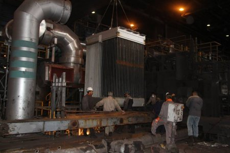 More than 6000 new jobs in Iron and Steel sector