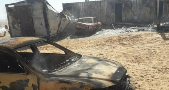 ISIS claims responsibility for Ajdabiya car bombing