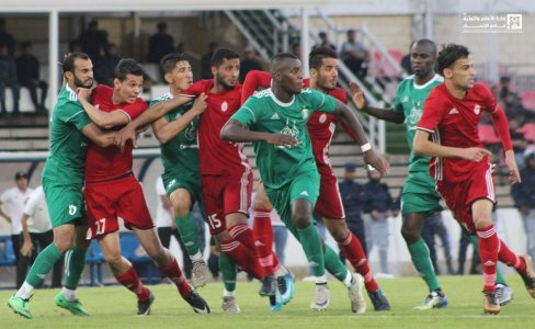 Libya's Al-Ahli Tripoli and Al-Ittihad had mediocre matches at CAF Confederation Cup