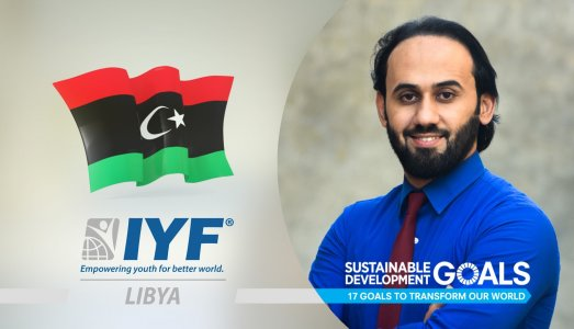 Libya selected for International Youths Federation membership