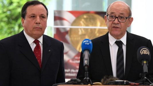 Tunisia asks France to push for a unified stance toward Libya at the Security Council