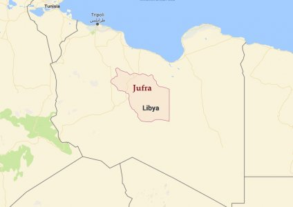 Dignity Operation helicopter shot down in central Libya