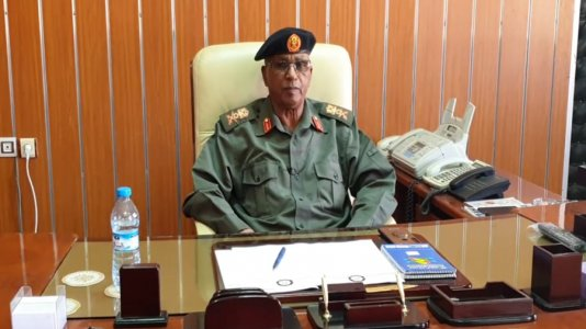 Sabha military commander slams southern Libyan fighters who support Haftar's Tripoli offensive