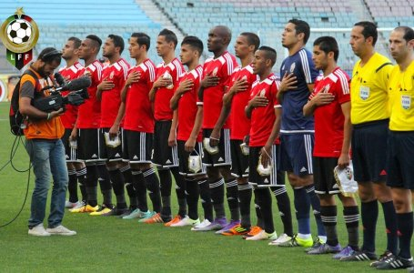 Libya remains in 100th position on FIFA ranking