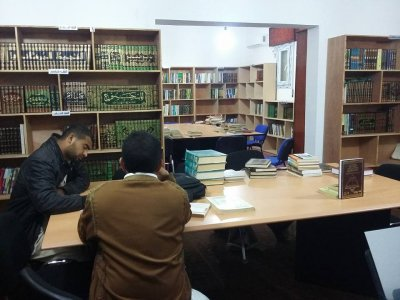Bani Walid library kicks off campaign to promote reading